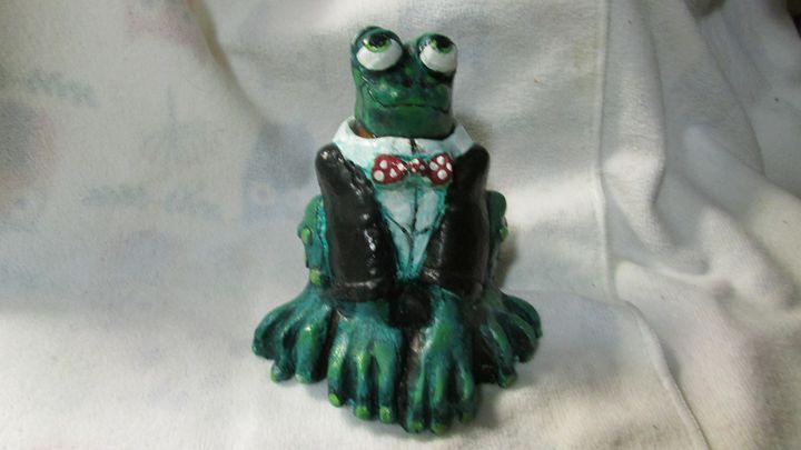 Happy Toad - Raimondi of Tualatin