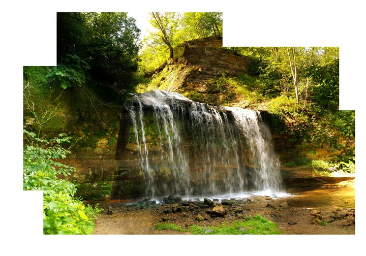 Cascade Falls, Osceola, WI - TerraScapes Fine Art and Photography