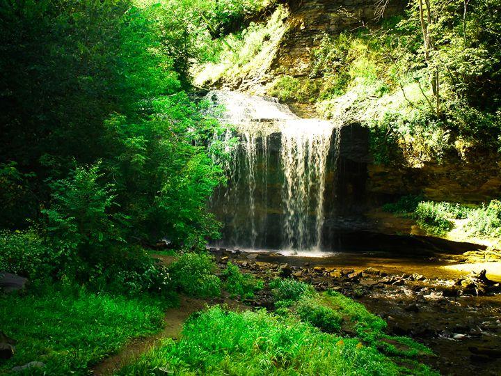 Cascade Falls, Osceola, WI - TerraScapes Fine Art and Photography