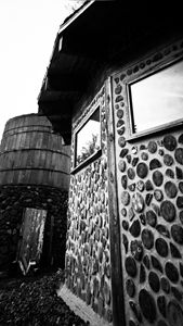 Cordwood Home