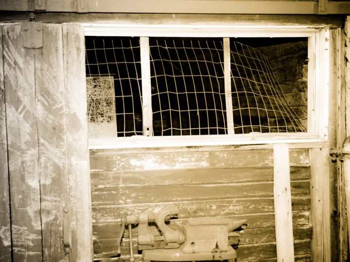 Old Barn - TerraScapes Fine Art and Photography