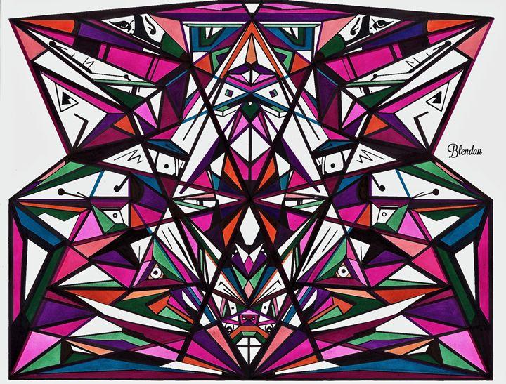ANAURODIUS - Blendan Art