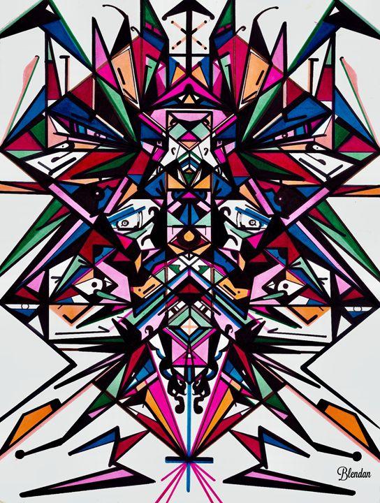 ISHAMBA 2 - Blendan Art