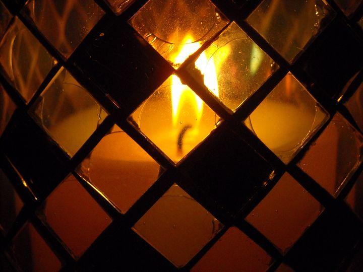 Through the Glass - Art