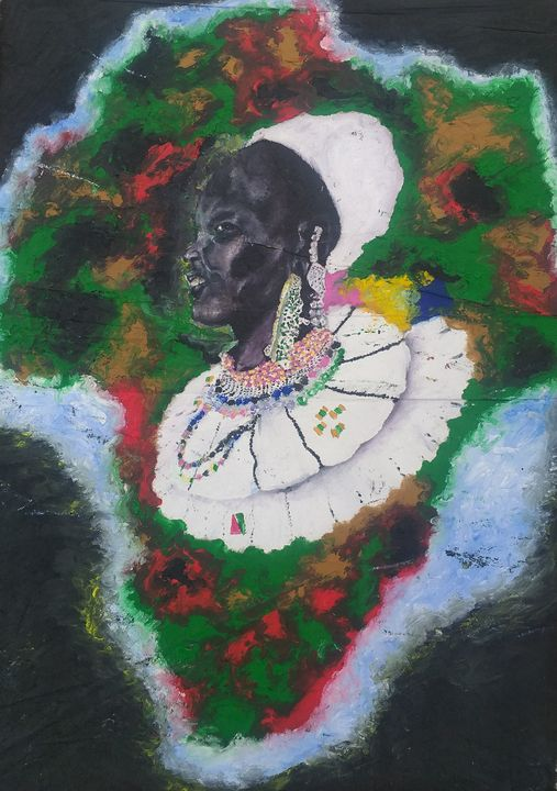 Mother of Africa - Talbie Arts