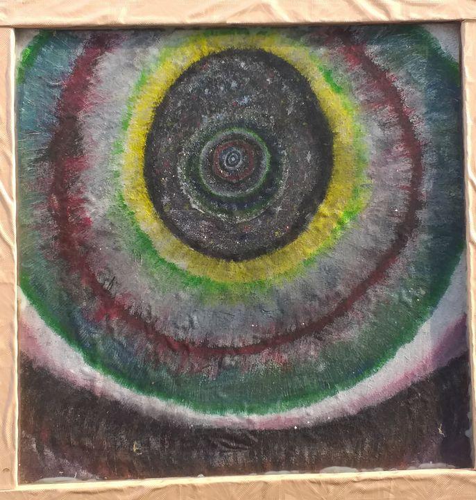 Light detector eye - Talbie Arts
