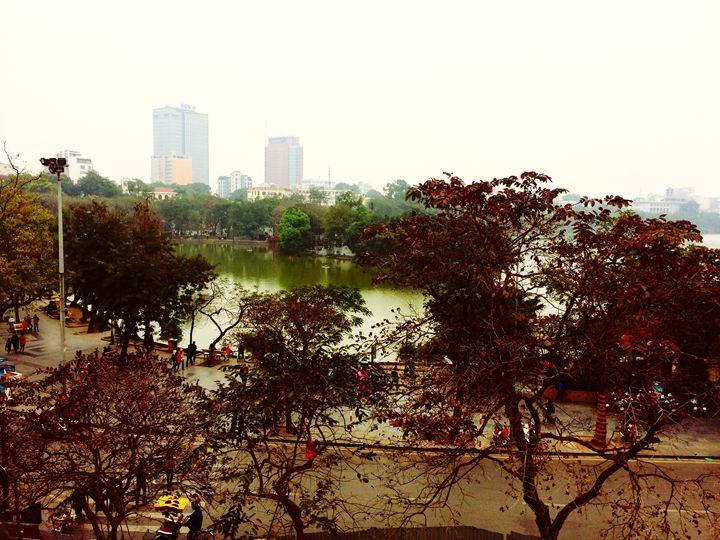 Hanoi overview - Hoamoc