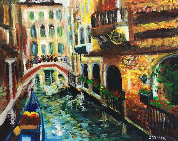 My Venice - Elvira Gatina's Gallery