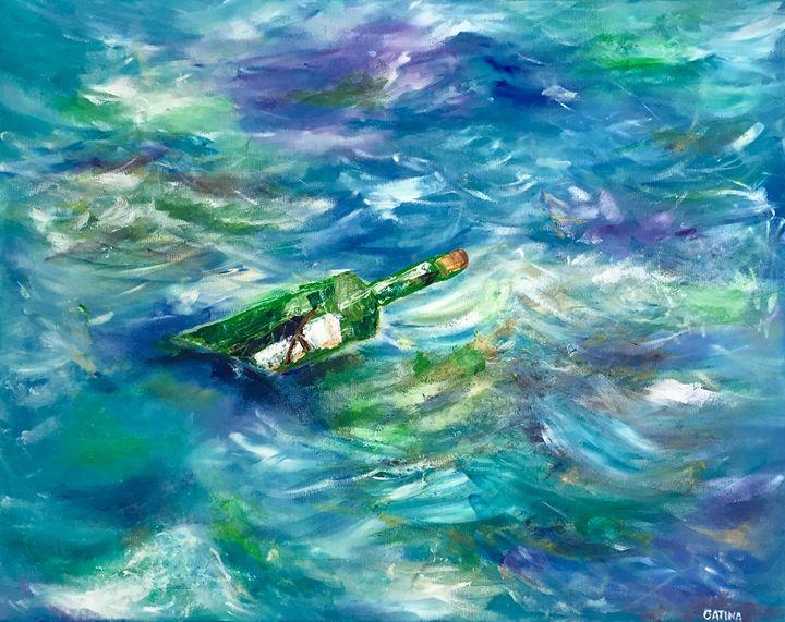 Colors of water - Elvira Gatina's Gallery