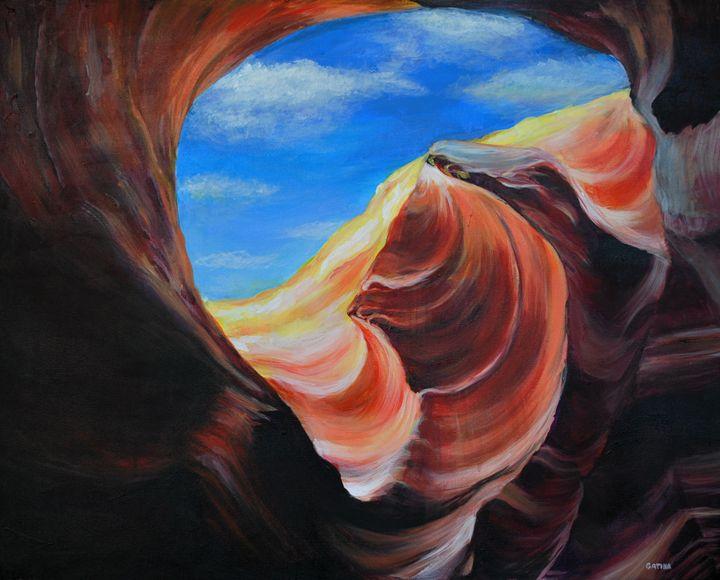 Canyon - Elvira Gatina's Gallery