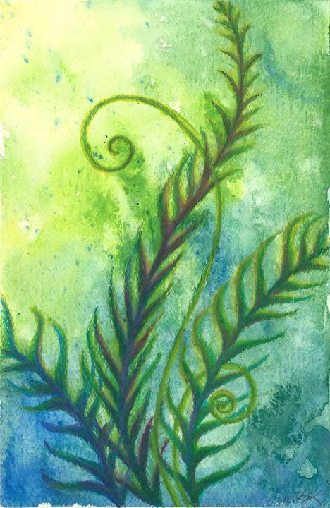 Seagrass - Lindsey Raena Art