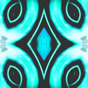 Geometric Blues Energize