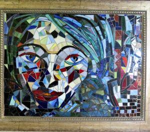 """naomi"" - art by stephanie bester and paul."