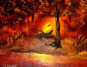 Lonesome Campfire