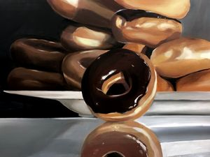 Pile of Donuts