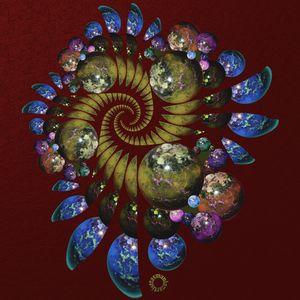 OT Fractal with Spheres 5