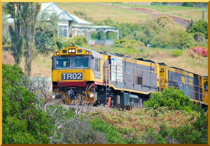 Freight Train 4 - tasmanianartist D1g1tal-M00dz