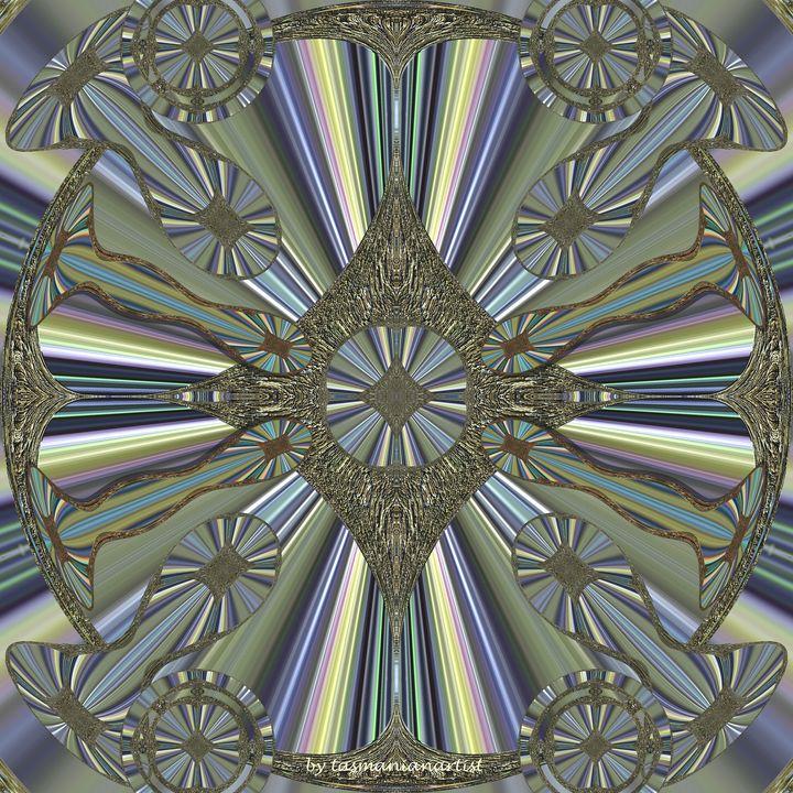 Mechanical Mind - tasmanianartist D1g1tal-M00dz