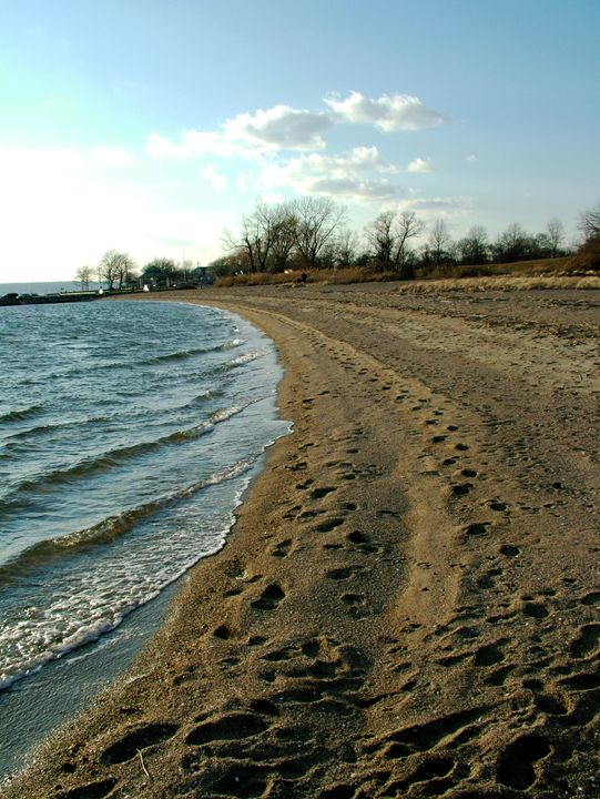 Beach Walk - Everyday Fun Photography