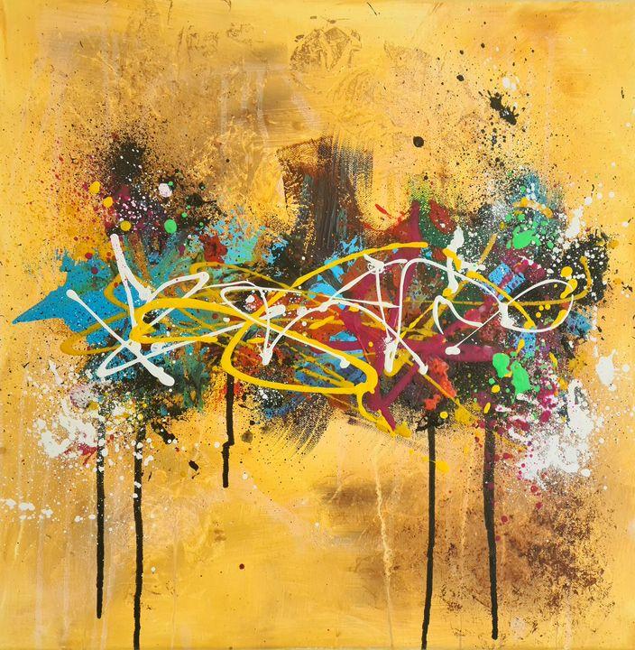Splash of colors - Cristina