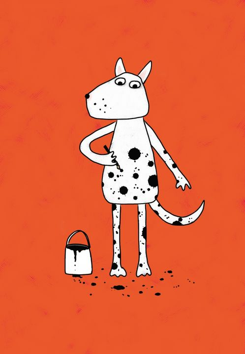 Dalmatian? - Nic Squirrell