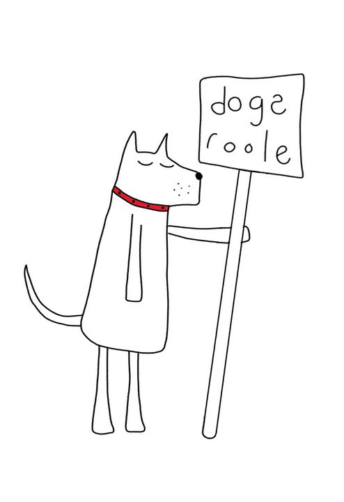 Dogs Roole - Nic Squirrell