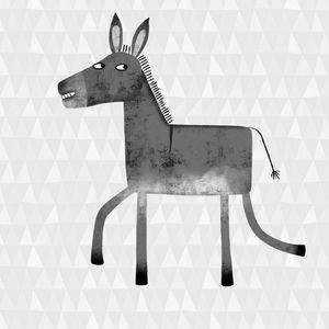 Donkey - Nic Squirrell
