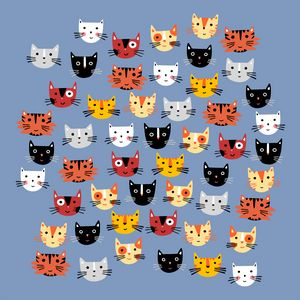Multiple Cats - Nic Squirrell
