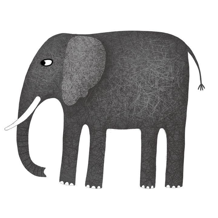 Elephant - Nic Squirrell