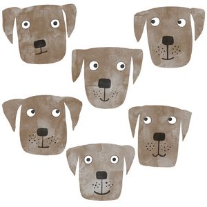 Chocolate Labrador Retriever Dogs - Nic Squirrell