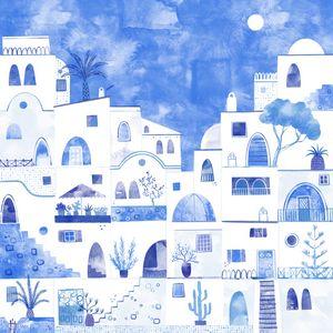 Santorini - Nic Squirrell
