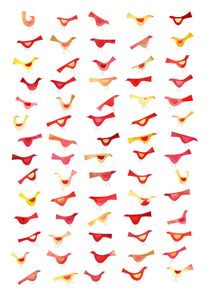 An Army of Undisciplined Birds - Nic Squirrell