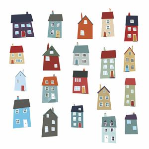 Little Houses - Nic Squirrell