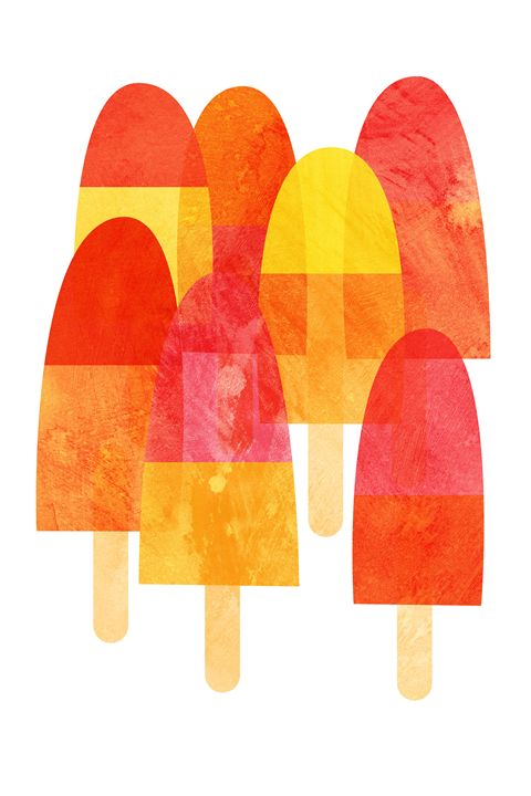 Ice Lollies - Nic Squirrell