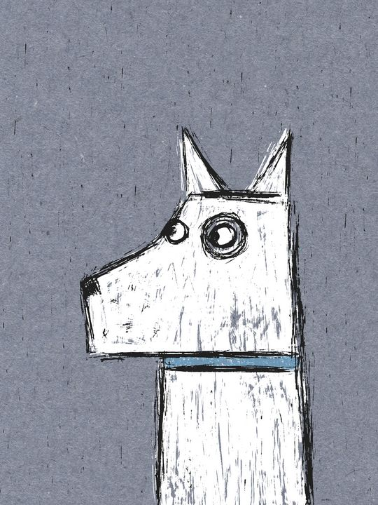 Arthur Dog - Nic Squirrell