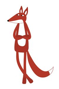 Urban Fox - Nic Squirrell