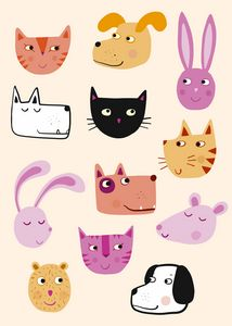 All the Pets - Nic Squirrell