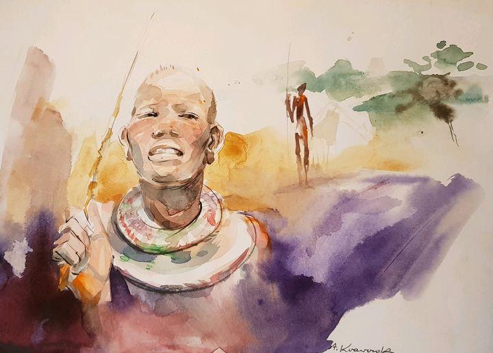 Africa - Krawczak Art