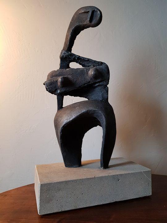 Woman - Krawczak Art