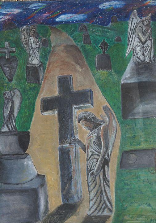 funeral - phil gonzalez
