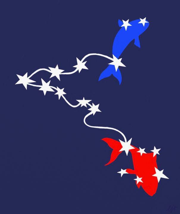 A Constellation of Stars - CJ Thompson