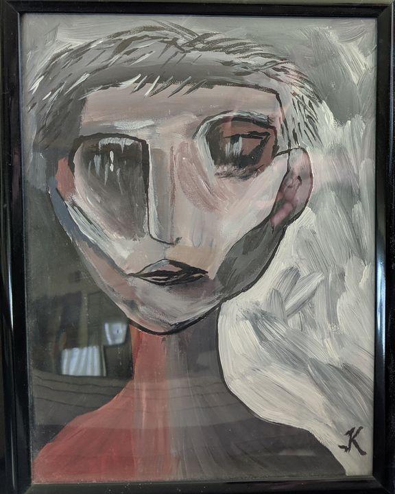 Zombie apocalypse - Jack Keane Art