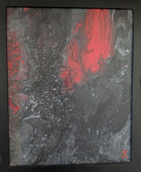 Abstract at it's best - Jack Keane Art