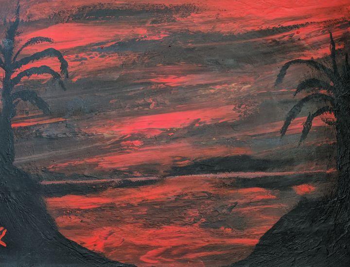 Night in the Glades - Jack Keane Art