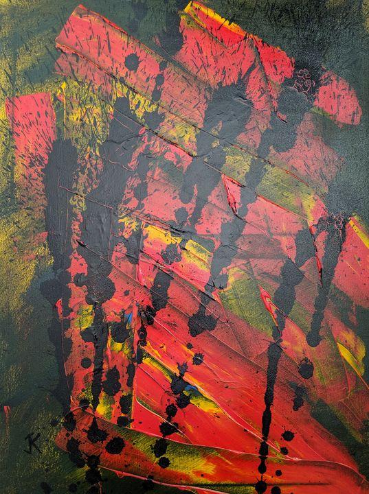 Splash n palette - Jack Keane Art