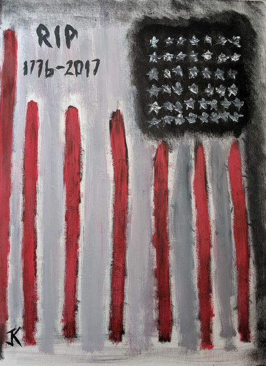 Election 2016 - Jack Keane Art