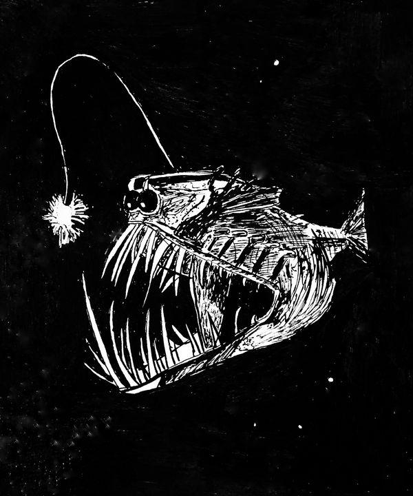 Anglerfish - Amanda Reid