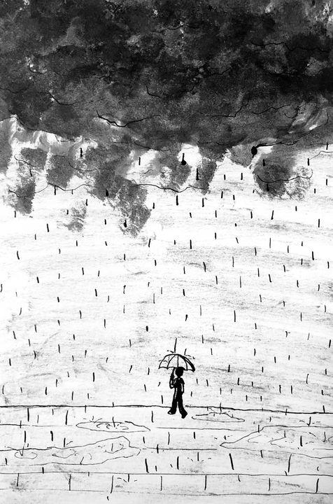 Rain - Amanda Reid