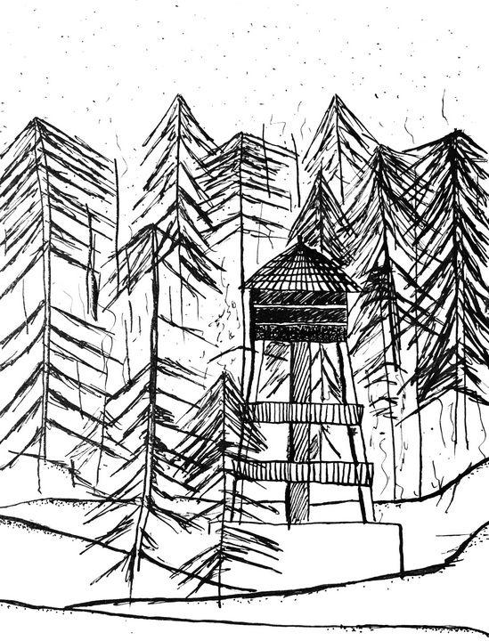 Outpost - Amanda Reid