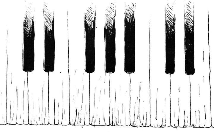 Piano - Amanda Reid